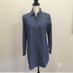 Coldwater Creek Button Front Shirt